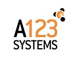 A123 Color Portfolio Logo