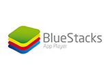 BlueStacks Color Portfolio Logo