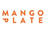 MangoPlate website color logo