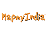 MapMyIndia Color Portfolio Logo